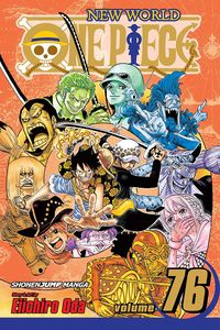 [One Piece: Volume 76 (Product Image)]