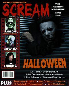 [Scream Magazine #16 (Product Image)]
