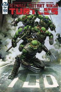 [Teenage Mutant Ninja Turtles: Ongoing #100 (Clayton Crain Variant) (Product Image)]