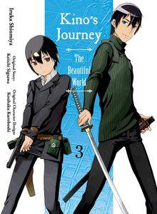 [Kino's Journey: The Beautiful World: Volume 3 (Product Image)]