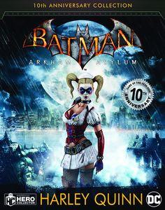 [DC Batman Arkham Asylum Figure Collection #3: Harley Quinn (Product Image)]