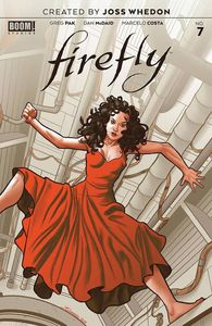 [Firefly #7 (Preorder Quinones Variant) (Product Image)]