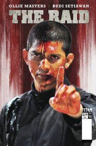 [The Raid #1 (Cover B Photo) (Product Image)]