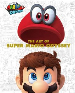 [Super Mario: Art Of Super Mario Odyssey (Hardcover) (Product Image)]