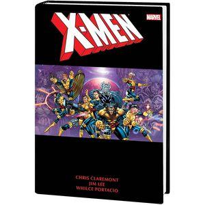 [X-Men By Chris Claremont & Jim Lee: Omnibus: Volume 2 (Dm Variant Hardcover) (Product Image)]