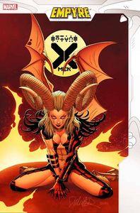 [Empyre: X-Men #4 (Larroca Variant) (Product Image)]