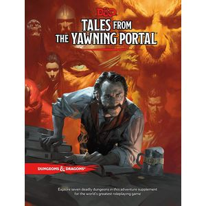 [Dungeons & Dragons: RPG: Tales From The Yawning Portal (Product Image)]