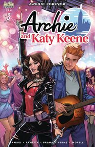[Archie #712 (Archie & Katy Keene: Part 3) (Cover A Braga) (Product Image)]