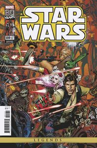 [Star Wars: Original Marvel Years #108 (Golden Variant) (Product Image)]