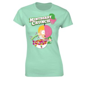 [South Park: Fractured But Whole: Women's Fit T-Shirt: Mintberry Crunch (Product Image)]