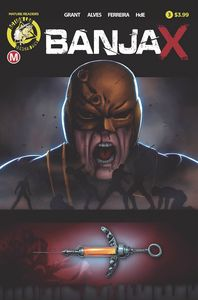 [Banjax #3 (Cover A Alves) (Product Image)]