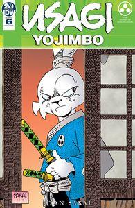 [Usagi Yojimbo: 35th Anniversary #6 (Sakai) (Product Image)]