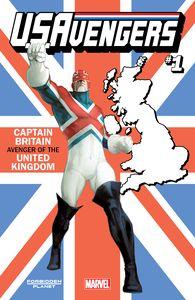 [Now U.S. Avengers #1 (Forbidden Planet United Kingdom Reis Variant) (Product Image)]