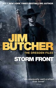 [The Dresden Files: Book 1: Storm Front (Product Image)]