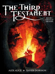 [The Third Testament: The Day Of The Raven (Hardcover) (Product Image)]