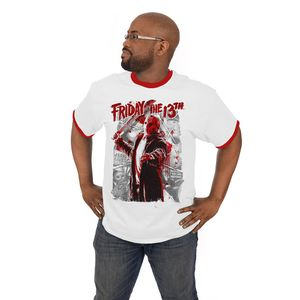 [Friday The 13th: T-Shirt: Jason Lives (Product Image)]