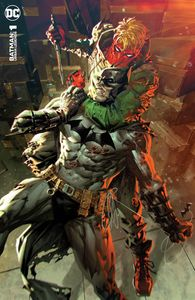 [Batman: Urban Legends #1 (Cover C Kael Ngu Batman Grifter Variant) (Product Image)]