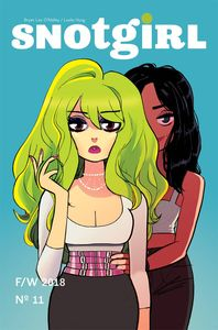 [Snotgirl #11 (Cover B Omalley) (Product Image)]