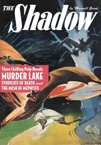 [The Shadow: Double Novel: Volume 140: Murder Lake/Syndicate Of Death (Product Image)]