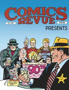 [Comics Revue Presents: October 2021 (Product Image)]