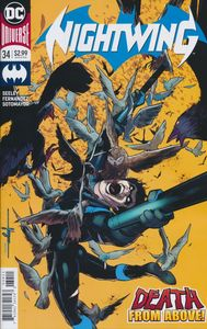 [Nightwing #34 (Product Image)]
