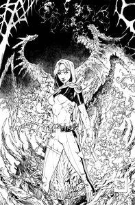 [Nocterra #1 (Cover K Daniel Black & White Variant) (Product Image)]