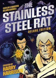 [The Stainless Steel Rat: Deluxe Edition (Hardcover) (Product Image)]