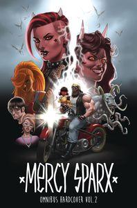 [Mercy Sparx Omnibus: Volume 2 Hardcover (Product Image)]
