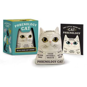 [Phrenology Cat: Read Your Cat's Mind! (Product Image)]
