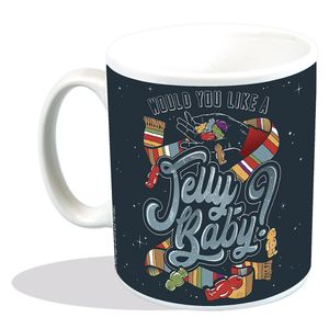 [Doctor Who: Mug: Would You Like A Jelly Baby? (Product Image)]