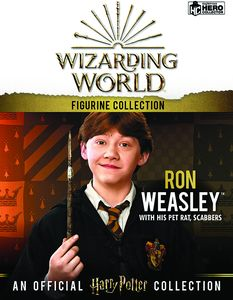 [Wizarding World Figurine Collection: Ron (Product Image)]