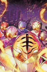 [Mighty Morphin Power Rangers #51 (Campbell Variant) (Product Image)]
