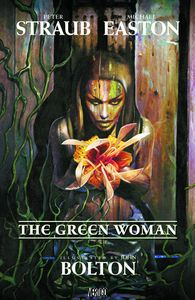 [Green Woman (Hardcover) (Product Image)]