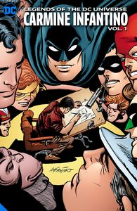 [Legends Of The DC Universe: Carmine Infantino: Volume 1 (Hardcover) (Product Image)]