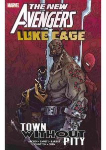 [New Avengers: Luke Cage: Town Without Pity (Product Image)]