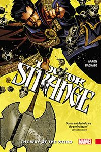 [Doctor Strange: Volume 1: The Way Of The Weird (Premiere Edition Hardcover) (Product Image)]
