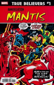 [True Believers: Annihilation: Mantis #1 (Product Image)]