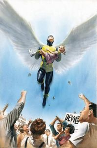 [Marvels: Annotated #2 (Alex Ross Virgin Variant) (Product Image)]