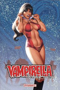 [Vampirella: 2021 Holiday Special (Cover A Linsner) (Product Image)]