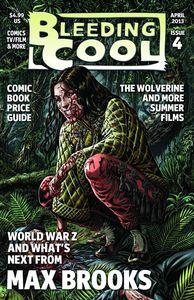[Bleeding Cool Magazine #4 (Product Image)]