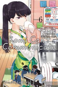 [Komi Can't Communicate: Volume 6 (Product Image)]