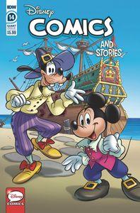 [Disney Comics & Stories #14 (Cover A Perina) (Product Image)]