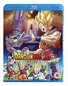 [Dragon Ball Z: Battle Of Gods (Blu-Ray) (Product Image)]