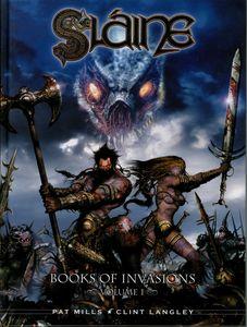 [2000AD: Slaine: Books Of Invasions: Volume 1 (Hardcover) (Product Image)]