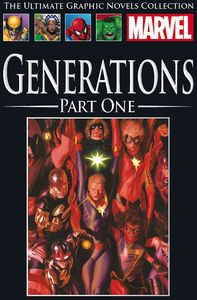 [Marvel Graphic Novel Collection: Volume 232: Generations Part 1 (Hardcover) (Product Image)]