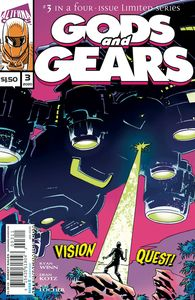 [Gods & Gears #3 (Product Image)]