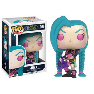[League Of Legends: Pop! Vinyl Figure: Jinx (Product Image)]