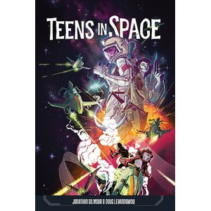 [Teens In Space (Product Image)]