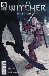 [The Witcher #2 (Of Flesh & Flame) (Product Image)]