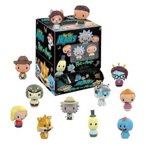 [Rick & Morty: Pint Size Heroes (Product Image)]